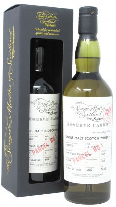 Glen Elgin - The Single Malts Of Scotland Reserve Cask - 2006 13 year old Whisky