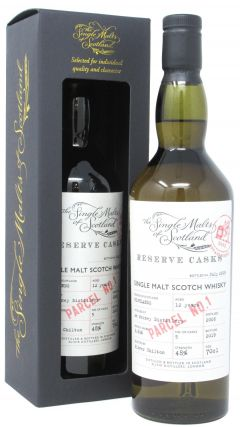 The Single Malts Of Scotland - Orkney Reserve Cask - 2006 12 year old Whisky
