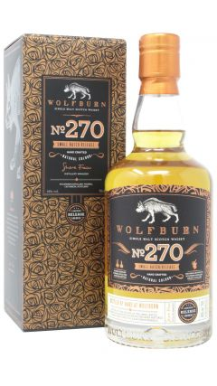 Wolfburn - No. 270 Small Batch Release #2 Whisky