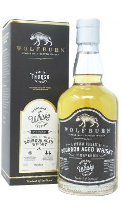 Wolfburn - Highland Whisky Festival 2019 Whisky
