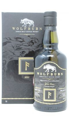 Wolfburn - The Kylver Series 4th Edition - Ansuz 4 year old Whisky