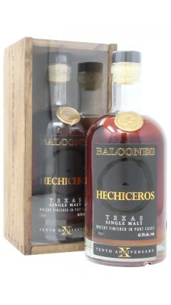 Balcones - Hechiceros 10th Anniversary Port Cask Finished Single Malt Whiskey
