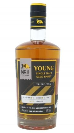 Milk And Honey - Triple Cask Single Malt Spirit Whisky