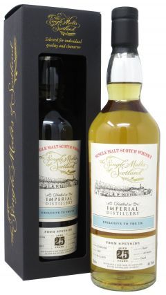 Imperial (silent) - The Single Malts of Scotland Single Cask #5867 - 1994 25 year old Whisky