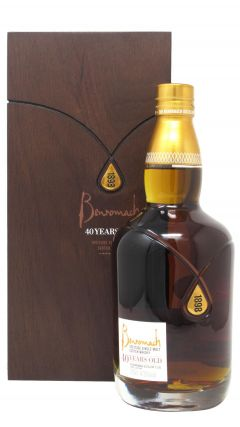 Benromach - Heritage Single Malt 40 year old Whisky