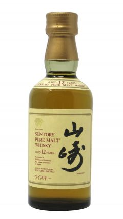 Yamazaki - Pure Malt Miniature 12 year old Whisky