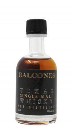 Balcones - Texas Single Malt Pot Stilled Miniature Whiskey