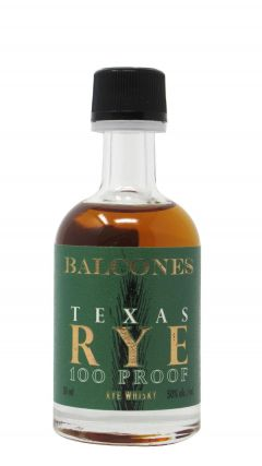Balcones - Texas Rye 100 Proof Miniature Whiskey