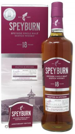 Speyburn - Speyside Single Malt 18 year old Whisky