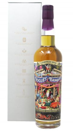 Compass Box - Rogues' Banquet - Limited Edition Whisky