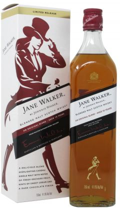 Johnnie Walker - Jane Walker Emma Walker  10 year old Whisky