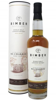 Bimber - Single Malt Small Batch - Re-Charred Oak Casks - 2016 Whisky