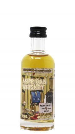Heaven Hill - That Boutique-y Whisky Company Batch #1 Miniature 9 year old Whiskey