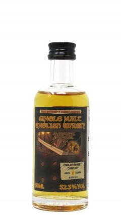 The English Whisky Co. - That Boutique-y Whisky Company Batch #2 Miniature 8 year old Whisky