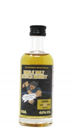 Ledaig - That Boutique-y Whisky Company Batch #4 Miniature 19 year old Whisky