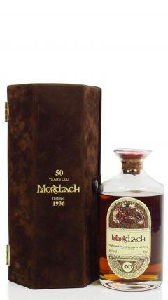 Mortlach - Speyside Single Malt - 1936 50 year old Whisky