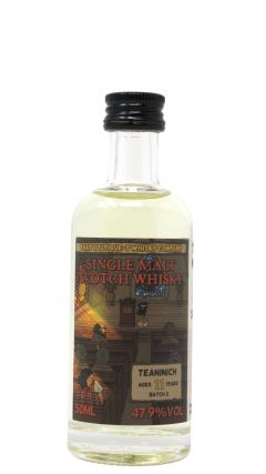 Teaninich - That Boutique-y Whisky Company Batch #2 Miniature 11 year old Whisky