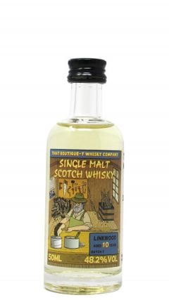 Linkwood - That Boutique-y Whisky Company Batch #7 Miniature 10 year old Whisky