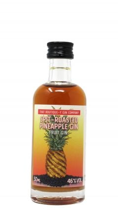 That Boutique-y Gin Company - Spit-Roasted Pineapple Miniature Gin