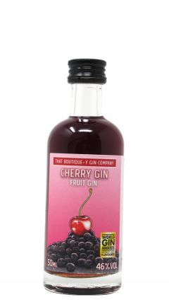 That Boutique-y Gin Company - Cherry Gin Miniature Gin