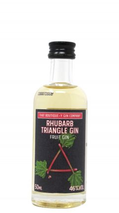 That Boutique-y Gin Company - Rhubarb Triangle Miniature Gin