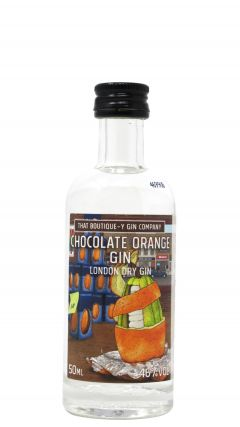 That Boutique-y Gin Company - Chocolate Orange Miniature Gin