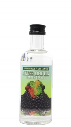 That Boutique-y Gin Company - Finger Lime Miniature Gin