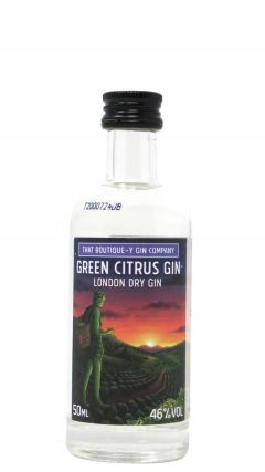 That Boutique-y Gin Company - Green Citrus Miniature Gin