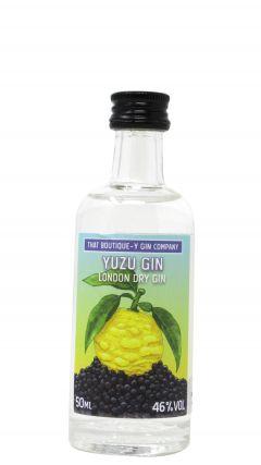 That Boutique-y Gin Company - Yuzu Gin Miniature Gin