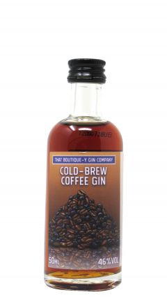 That Boutique-y Gin Company - Cold-Brew Coffee Miniature Gin