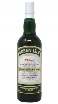 Green Isle - Deluxe Blended Islay Scotch Whisky