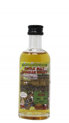Slyrs - That Boutique-y Whisky Company Batch #1 Miniature 3 year old Whisky