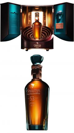Dufftown - The Singleton - Paragon of Time Collection - 1964 53 year old Whisky