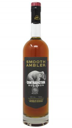 Smooth Ambler - Contradiction Bourbon Whiskey