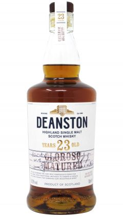 Deanston - Oloroso Matured - Distillery Exclusive - 1995 23 year old Whisky