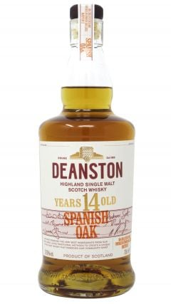 Deanston - Spanish Oak Batch #2 - Distillery Exclusive 14 year old Whisky