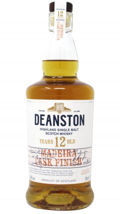 Deanston - Madeira Finish - Distillery Exclusive - 2006 12 year old Whisky
