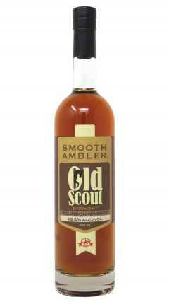 Smooth Ambler - Old Scout 99 Proof Straight Bourbon  Whiskey