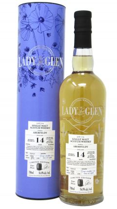 Aberfeldy - Lady Of The Glen Single Cask #304420 - 2005 14 year old Whisky