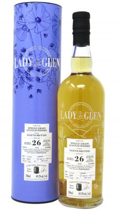 North British - Lady Of The Glen Single Cask #200308 - 1991 26 year old Whisky