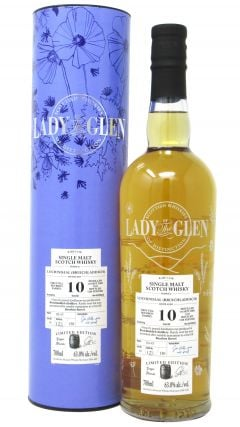 Bruichladdich - Lochindaal - Lady Of The Glen Single Cask #59 - 2009 10 year old Whisky