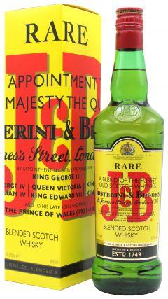 J&B - Rare Blended Scotch (Gift Box) Whisky