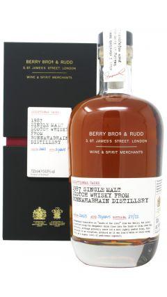Bunnahabhain - Berry Bros. & Rudd Single Cask #2463 - 1987 31 year old Whisky