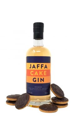 Jaffa Cake - Distilled With Real Jaffa Cakes Gin