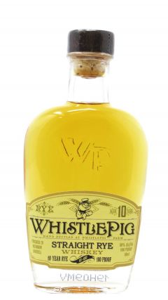 WhistlePig - Straight Rye 100 Proof Miniature 10 year old Whiskey