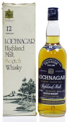 Royal Lochnagar - Highland Malt 12 year old Whisky