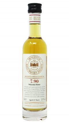 Longmorn - Scotch Malt Whisky Society SMWS 7.90 (10cl Bottle) 21 year old Whisky