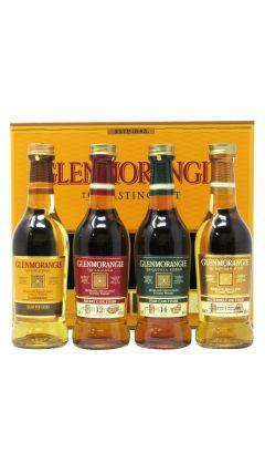 Glenmorangie - 4 x 10cl Single Malt Tasting Set Whisky