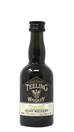 Teeling Whiskey Co. - Single Malt Miniature Irish Whiskey