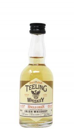 Teeling Whiskey Co. - Single Grain Miniature Irish Whiskey
